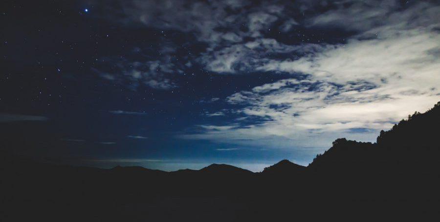 Night Flight to Stars