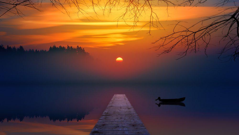 The Scottish Sunrise